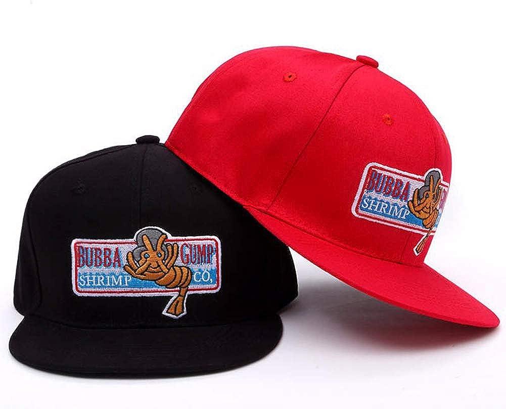 Aisoway Forest Gump Shrimp Hat Baseball Trucker Cap Cosplay Costume Unisex Adjustable Sports Summer Snapback Cap