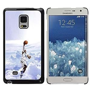 Stuss Case / Funda Carcasa protectora - 24 - Jugador de baloncesto - Samsung Galaxy Mega 5.8