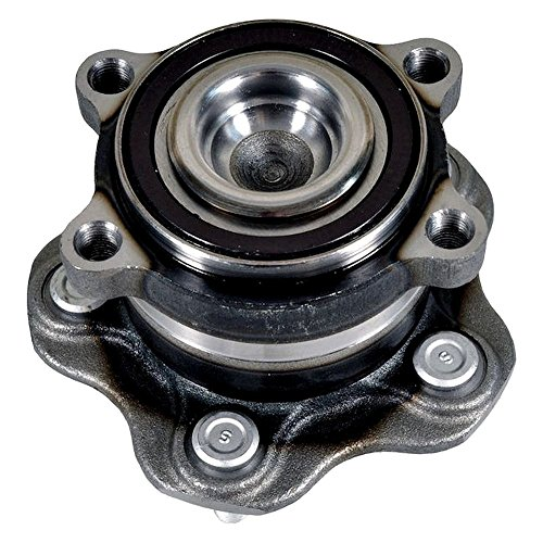 02 bmw x5 wheel hub assembly - 5