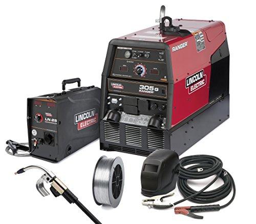 welding machine engine driven