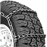 Security Chain Company QG3227 Quik Grip Wide Base DH Light Truck Tire Traction Chain - Set of 2