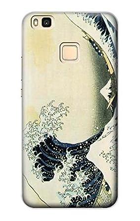 Amazon.com: R1040 la gran ola de Kanagawa funda carcasa para ...