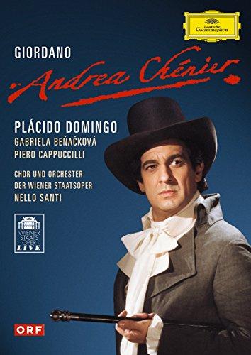 - Giordano - Andrea Chenier / Domingo, Benackova, Cappuccilli, Barbieri, Zednik, Santi, Vienna Opera