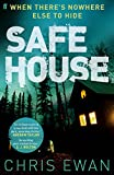 Front cover for the book Safe House by Chris Ewan