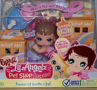 Store Surprise Collector Series #765 Leah (Bratz Lil Angelz)