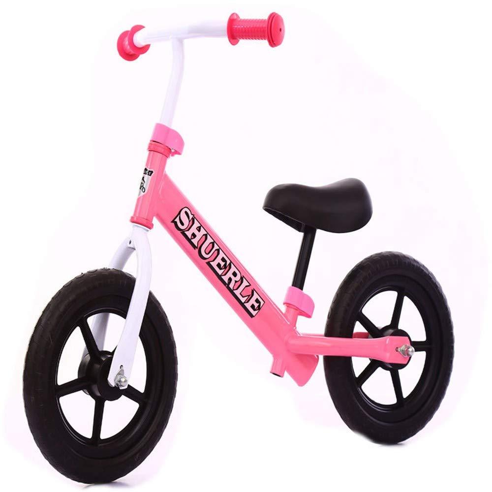 Steaean Equilibrar el Coche de la Diapositiva de los niños de la Bici sin Pedal Scooter de Dos Ruedas del Coche del Equilibrio