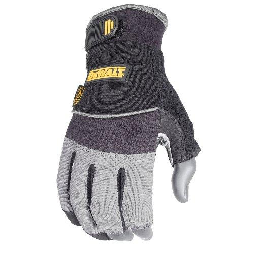 DeWalt DPG240L 3 Finger Synthetic Leather