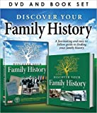 Discover your Family History - DVD/Book Gift Set
