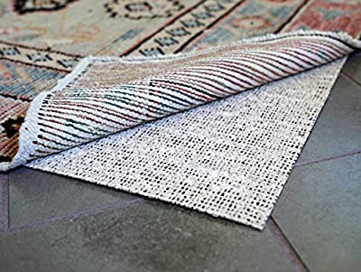 Nature's Grip by Rug Pad USA, Jute & Natural Rubber Non-Slip Rug Pads, Eco-Friendly Solution, Prevents Bunching, For Small & Large Area Rugs, Runners, Ovals, and Octagons