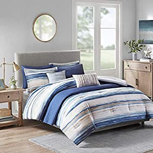 51Wo0sNjHEL._SS300_ Coastal Bedding Sets & Beach Bedding Sets