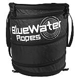 BlueWater Ropes Rope Cauldron - Black