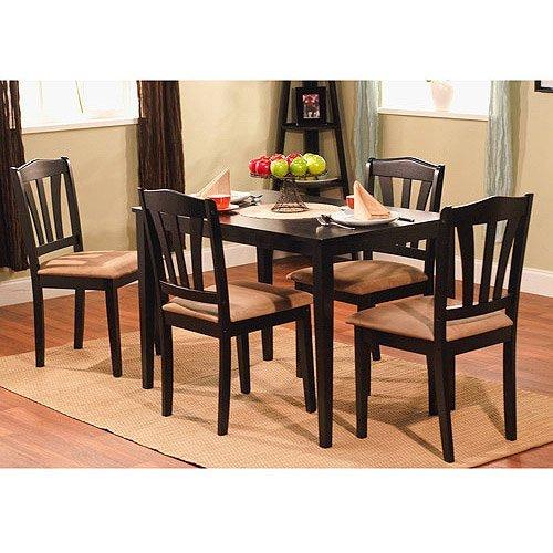 Metropolitan 5-piece Dining Set - Metropolitan Dining Rectangular Table