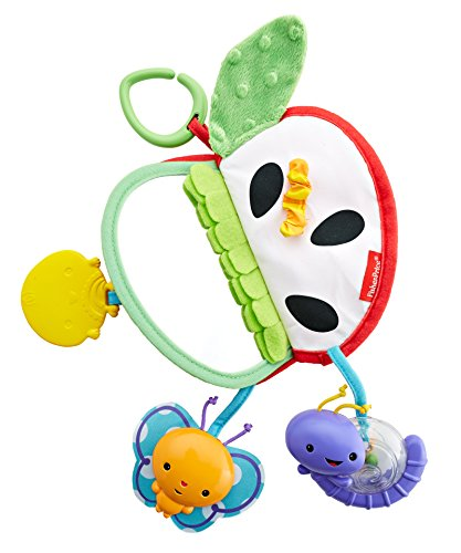 Fisher Price Baby Toy Sensory Activity Apple