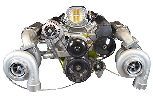 universal twin turbo kit - 8
