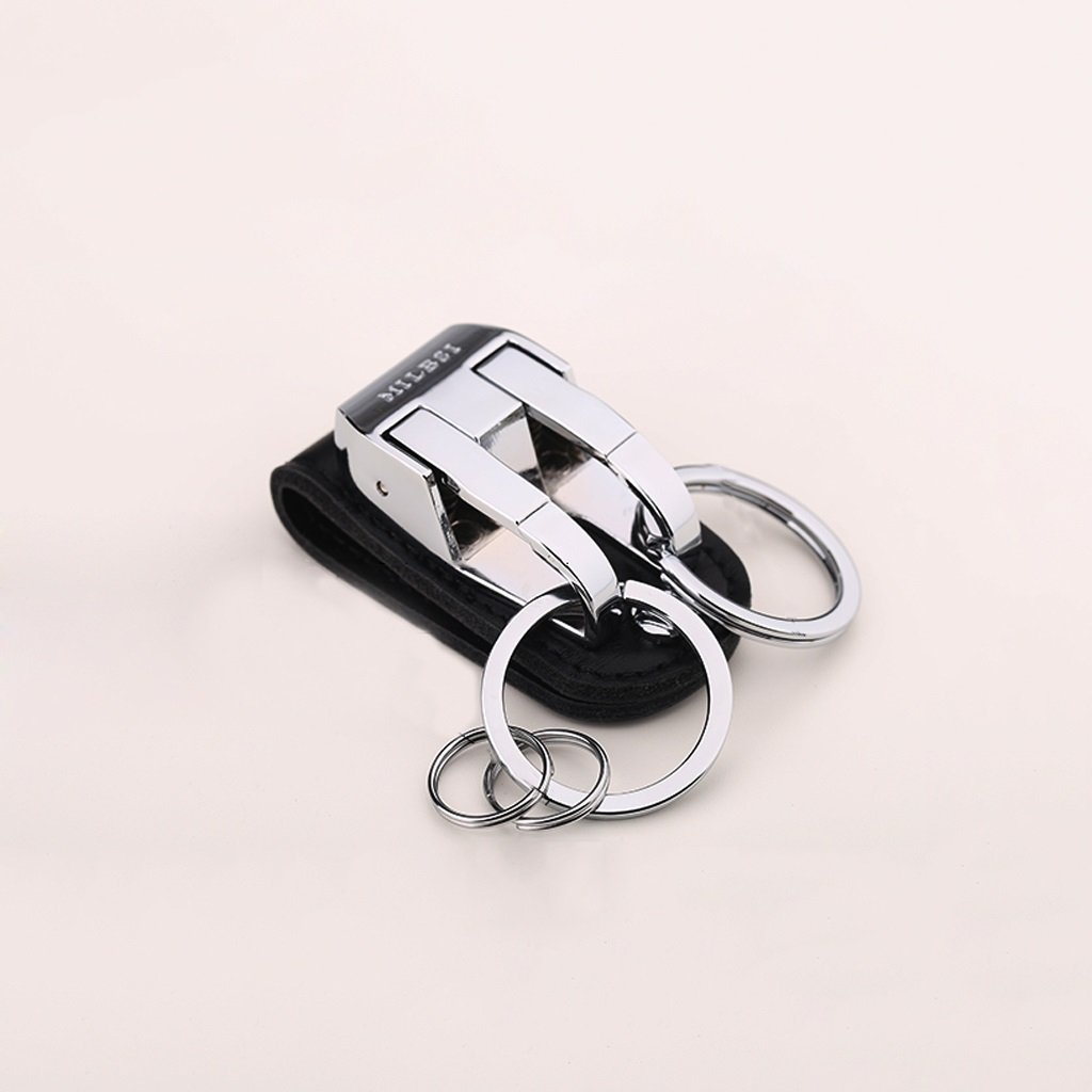 PLL Creative Metal Multi function Waist Buckle Double Ring