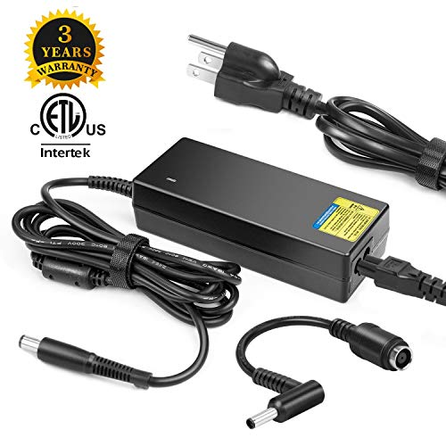 TAIFU 90W 65W AC Adapter Charger for Dell Inspiron 15-5000 15-3000 15-7000 11-3000 13-5000 13-7000 17-5000 Series Laptop Power Supply, Dell 23.8