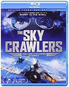 Surcadores del cielo (The Sky Crawlers) [Blu-ray]