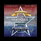 Curt Mangan Fusion Matched Nickel Wound Resophonic Guitar Strings (16-56)
