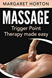 img - for Massage: Trigger Point Therapy Made Easy book / textbook / text book