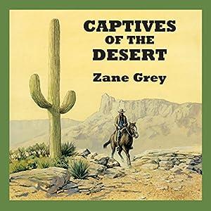 Captives of the Desert Audiobook
