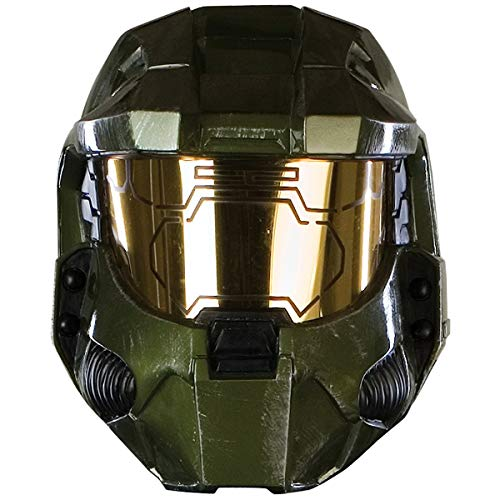 Deluxe HALO 3 Master Chief Helmet Costume Accessory