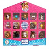 Just Play Puppy in My Pocket Collector Set (15 Piece)