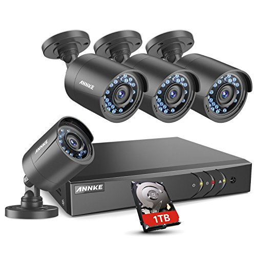 ANNKE Channel Security Surveillance Weatherproof