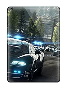 Hot New Need For Speed Rivals Bugatti Cop Car Case Cover For Ipad Air With Perfect Design