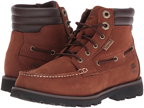 Pictures of Timberland Oakwell K Hiking Boot Oakwell Boot Medium Brown Nubuck 4