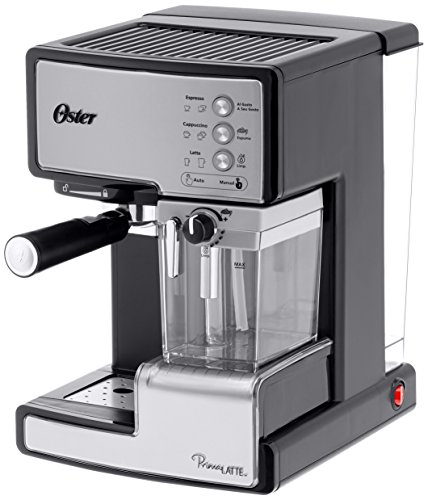 Oster-Prima-Latte-Cafetera-espreso-con-tratamiento-de-leche-15-bares-de-potencia-Plata