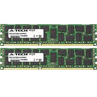 16GB KIT (2 x 8GB) For HP-Compaq ProLiant Series DL380 G7 (ECC Registered) DL380e G8 (ECC Registered) DL385 G7 (ECC Registered) DL385p G8 (ECC Registered) DL490c G6 (ECC Registered) DL490c G6 (ECC Registered Quad Rank) DL4x170h G6 (ECC Registered) DL580 G