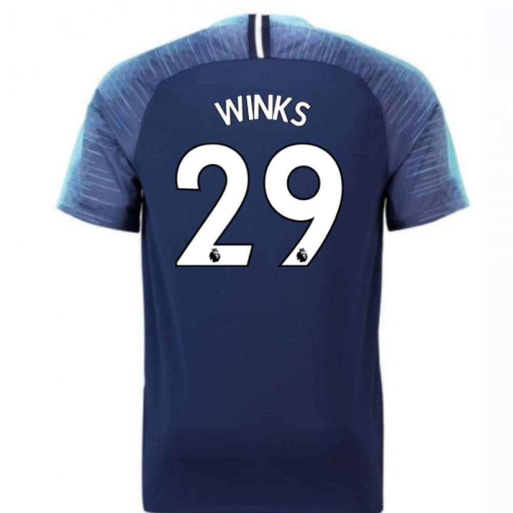 2018-2019 Tottenham Away Nike Football Soccer T-Shirt Trikot (Harry Winks 29) - Kids