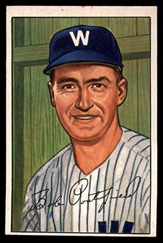 Baseball MLB 1950 Bowman #194 Billy Cox EX/NM Dodgers