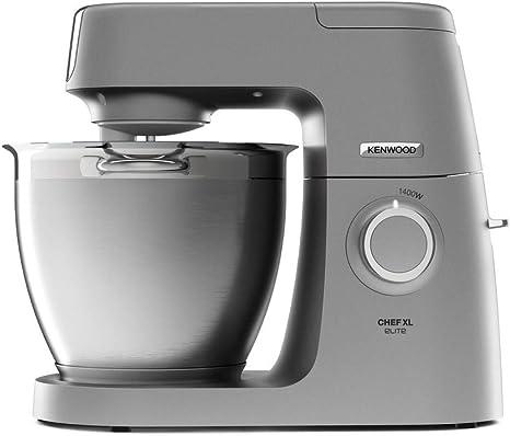 Kenwood KVL6330S Kitchen Machine Chef Elite, plata: Amazon.es: Hogar