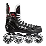 Bauer Vapor Xr300 Junior Inline Hockey Skate BLACK/SILVER 3
