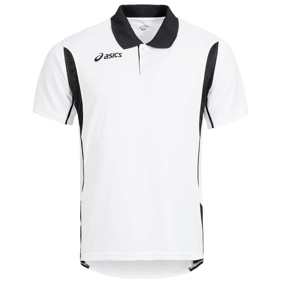 ASICS para Hombre de Polo Camiseta Smash t257z7 - 0001, T257Z7 ...