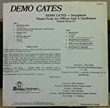 Demo Cates Theme From An Officer And A Gentleman Volume Seven vinyl record