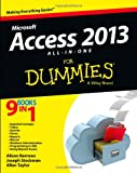 Access 2013 All-In-One for Dummies, Alison Barrows and Joseph C. Stockman, 1118510550
