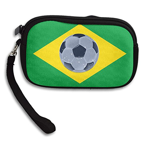 Portable Black Printing Deluxe Flag Bag Purse Receiving Of Small Football Ax1HYxT