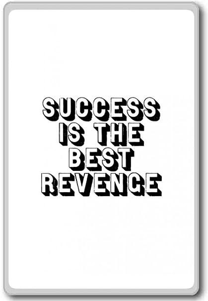 Amazoncom Success Is The Best Revenge Motivational Inspirational