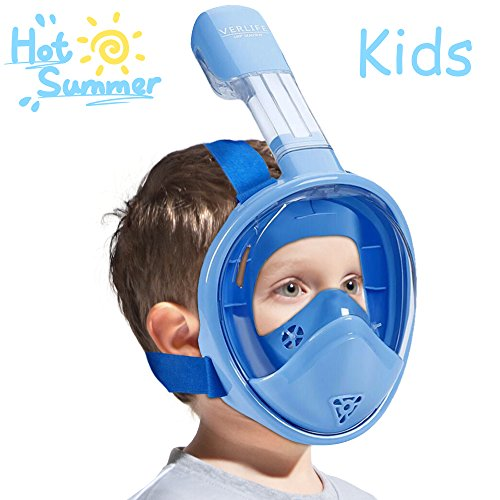 VERLIFE Snorkel Mask Full Face 180