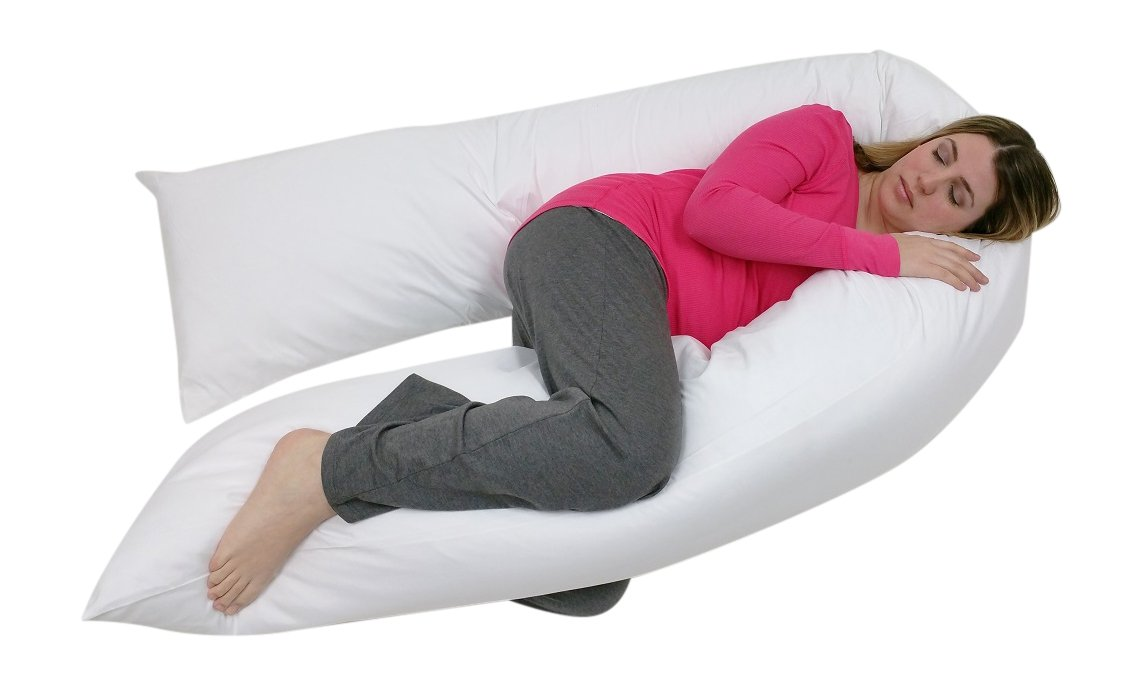 Top 5 Of The Best Pregnancy Body Pillow: Choose The Right One 4