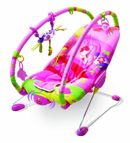 TINY LOVE タイニープリンセス ジミニー・バウンサー 幅52×高さ60.5×奥行70.5cm 5090866001 11.3kg以下対象 かわいいピンクのバウンサー