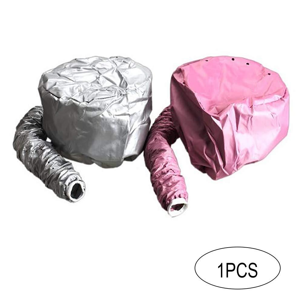 DDG EDMMS Tratamiento 1pc Tapa de Cuidado del Cabello Secador de Pelo secador de Pelo Casquillo Gorra de calefacció n secador de Pelo del Sombrero Tapa de Seguridad Adjunto saló n portá til sombrer