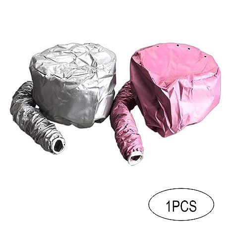 DDG EDMMS Tratamiento 1pc Tapa de Cuidado del Cabello Secador de Pelo secador de Pelo Casquillo