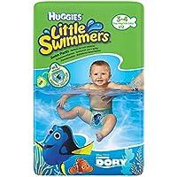 Huggies Little Swimmers Tamaño 3-4 7-15kg 12 por
