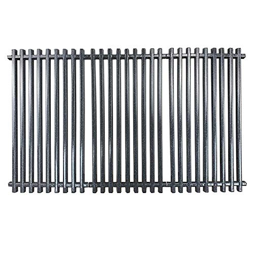 - Hisencn Porcelain Steel Channel Cooking Grid, Gas Grill Grates Repair Replacement for Gas Grill Model Charbroil 463440109, Master Chef, Kenmore. Sold as a Set of 3; aftermarket Replacements
