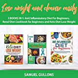 Lose Weight and Cleanse Easily: 3 Books in