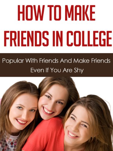 how to make friends out of college