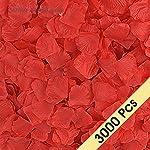 CATTREE-Rose-Petals-3000-PCS-Silk-Artificial-Petals-Vase-Home-Decor-Wedding-Bridal-Decoration-Wholesale-Party-Ceremony-Red